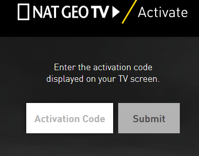 Activate Natgeotv Subscription