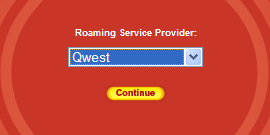 Qwest DSL account